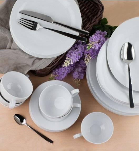 LUBIANA TIAGO Serwis obiadowy 90 el / 18 osób / porcelana