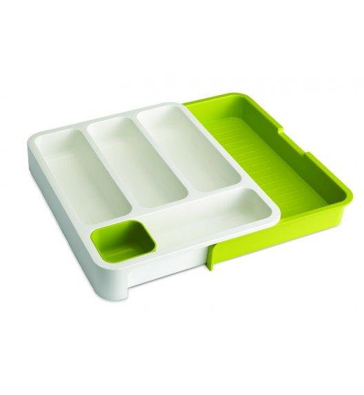 JOSEPH JOSEPH Organizer na sztućce do szuflady / biało-zielony / Btrzy