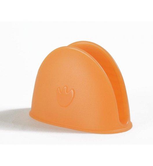 Silikonowa łapka do naczyń Pavoni pomarańczowa - wysoka jakość / Btrzy