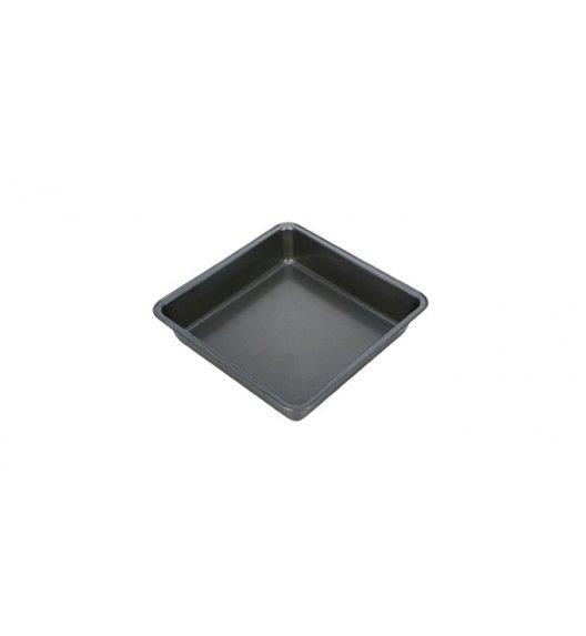 Blacha do pieczenia kwadratowa Tescoma powłoka antyadhezyjna 21 x 21 cm.