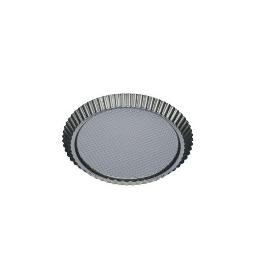 Forma do pieczenia tarty z falistym brzegiem 28 cm Tescoma powłoka antyadhezyjna.