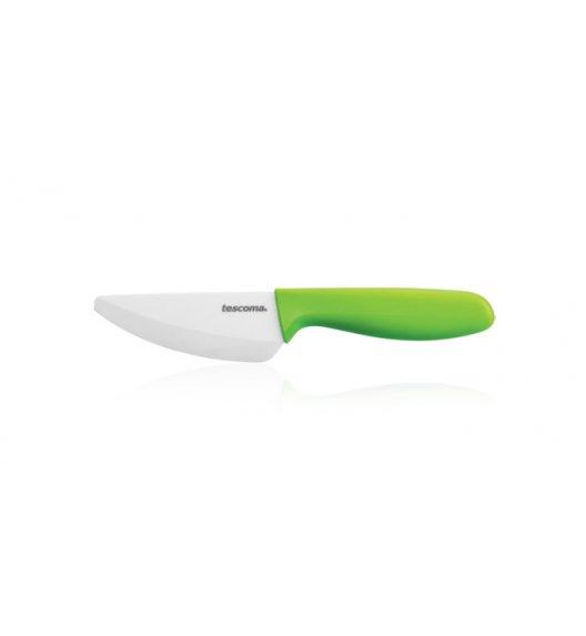 Nóż kuchenny ceramiczny Tescoma Vitamino 9 cm / zielony