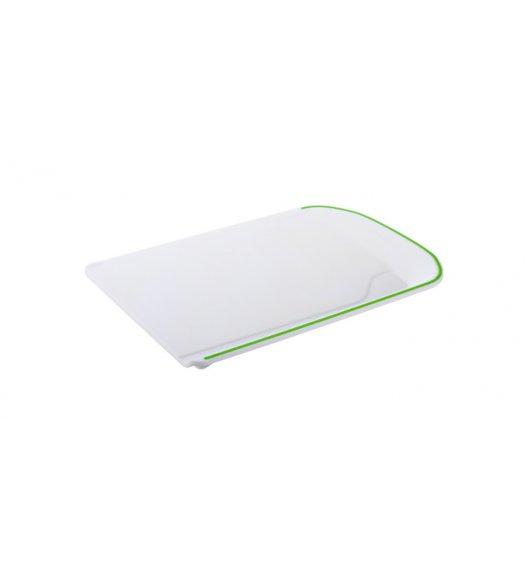 Dwustronna deska do krojenia Tescoma Vitamino 26 x 40 cm biało- zielona