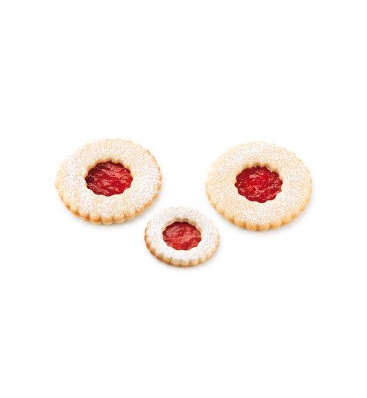 Foremki do wykrawania ciasteczek x 6 szt Tescoma Delicia kwiatki.
