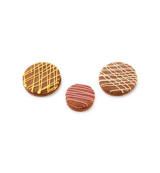Foremki do wykrawania ciasteczek x 6 szt Tescoma Delicia kółka.