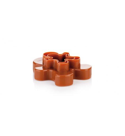 Foremki do wykrawania ciasteczek x 4 szt Tescoma Delicia figurki.