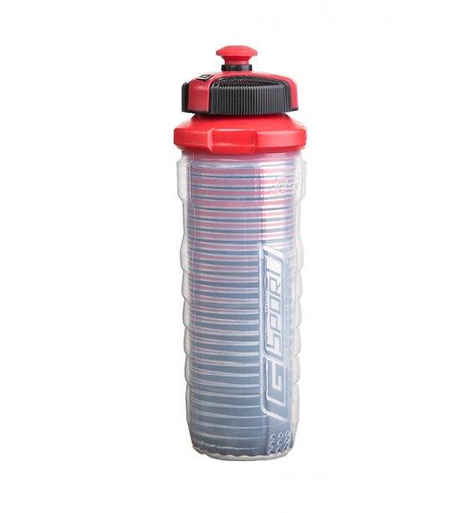 Cool Gear Butelka z izolacją Endurance z podwójną ścianką w kolorze czerwonym. / Btrzy