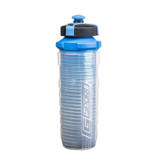 Cool Gear Butelka z izolacją Endurance z podwójną ścianką w  kolorze niebieskim. / / Btrzy