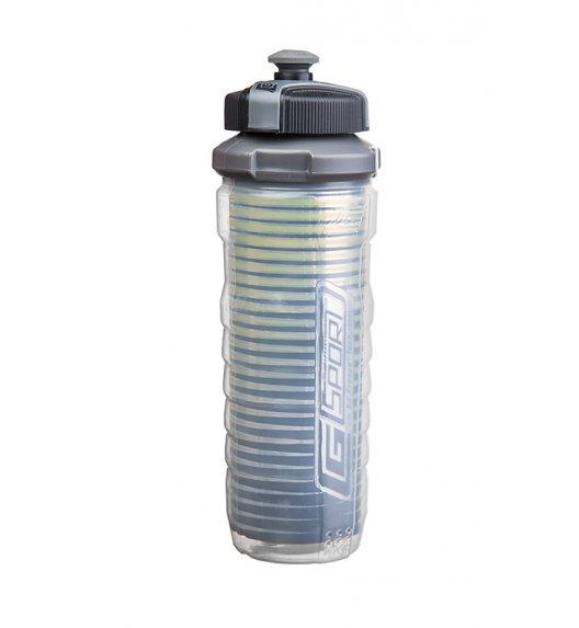 Cool Gear Butelka z izolacją Endurance z podwójną ścianką w kolorze szarym. / Btrzy