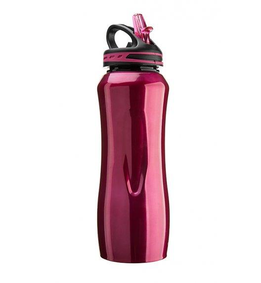 Cool Gear Waterville Stalowa butelka w kolorze czerwonym / Btrzy