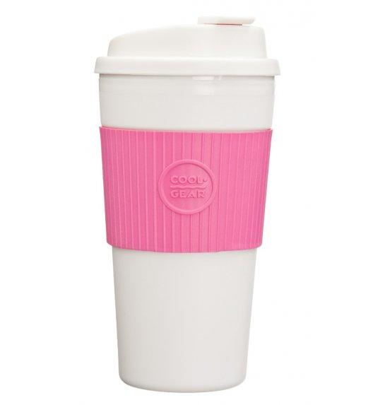 Cool Gear Termiczny kubek 426 ml w kolorze biało-różowym / Btrzy
