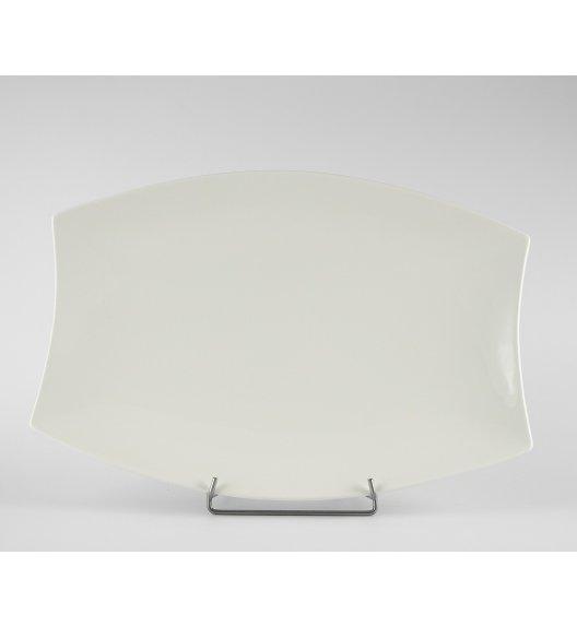 DUO WHITE Półmisek 35 cm / porcelana