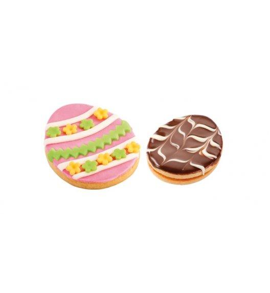 Foremki do wykrawania ciasteczek pisanki WIELKANOC Tescoma Delicia 8 szt.