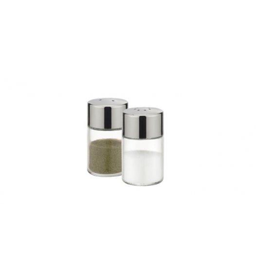 TESCOMA CLUB Komplet mini sól-pieprz, zestaw stołowy ze stali nierdzewnej oraz wytzymałego szkła