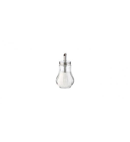 TESCOMA CLASSIC Cukiernica dozująca  ze stali nierdzewnej i wytrzymałego szkła, 150 ml.