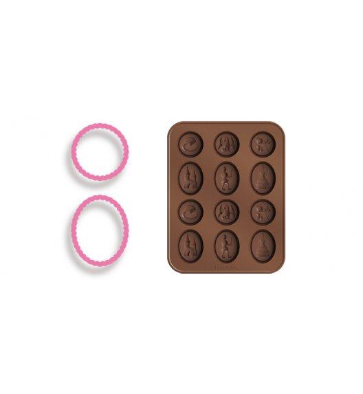 Foremki do ciasteczek/pralinek + wykrawacze Tescoma Delicia Kids BAJKA. Zobacz film.