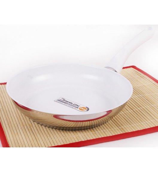 ODELO INOX Patelnia ceramiczna 24 cm Greblon ® / OD1042