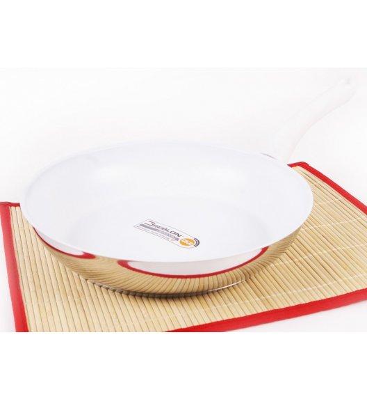 ODELO INOX Patelnia ceramiczna Greblon®, 28 cm / OD1043