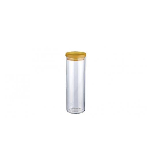 TESCOMA PRESTO Pojemnik szklany 1,8 L POMARAŃCZOWY 894026.17