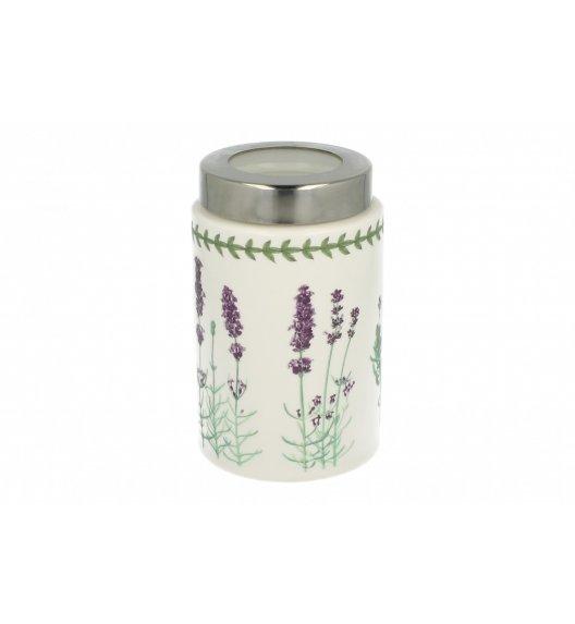 DUO LAVENDER Pojemnik na półprodukty z pokrywką 700 ml z pokrywką / Porcelana