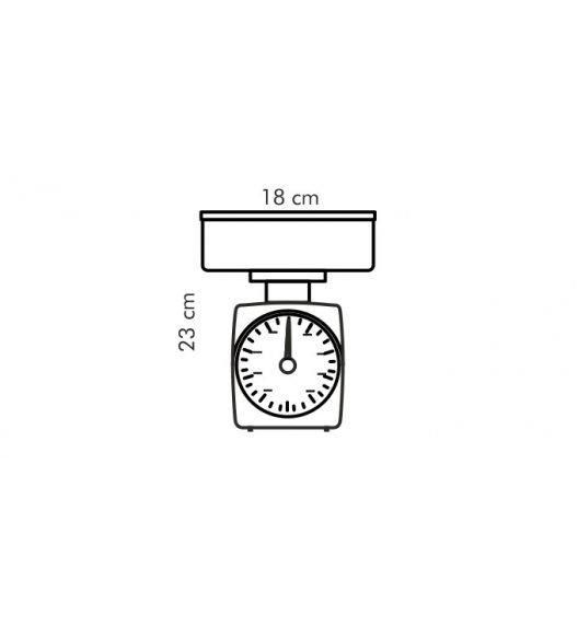 TESCOMA ACCURA Waga kuchenna 5,0 kg / 20 g 634524.00