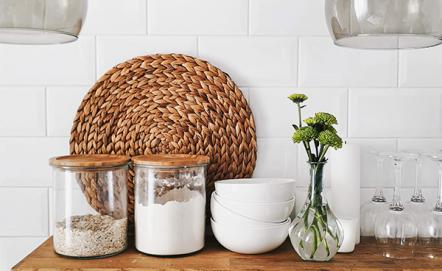 Dekoracje do kuchni w stylu skandynawskim