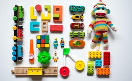 Jak przechowywać zabawki?