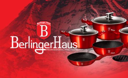 Berlinger Haus - garnki, niemiecki design