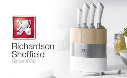 Richardson Sheffield - wiodąca brytyjska marka noży kuchennych
