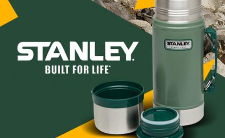 Stanley - profesjonalne termosy i kubki termiczne