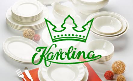 Karolina - porcelana z tradycją