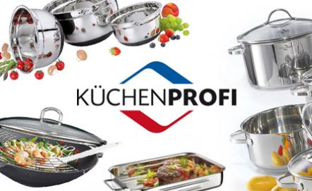 KuchenProfi - połączenie designu z funkcjonalnością