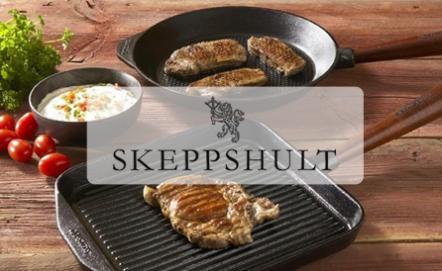 Skeppshult - naczynia żeliwne