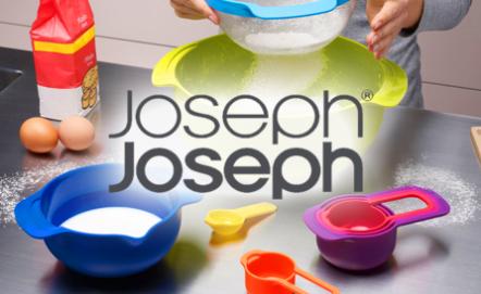 JosephJoseph - ciekawa kolorystyka w połączeniu z funkcjonalnością