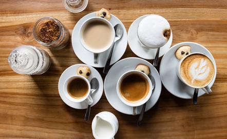 Kawiarka – sposób na aromatyczną kawę każdego dnia