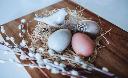 Wielkanoc w stylu rustykalnym